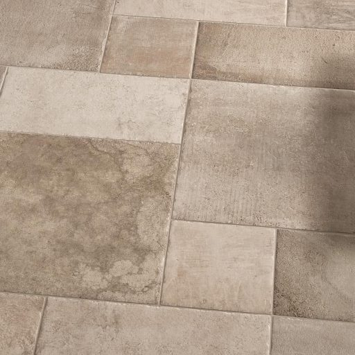 Queenstone Luxor Stone Effect Porcelain Tile Roomset