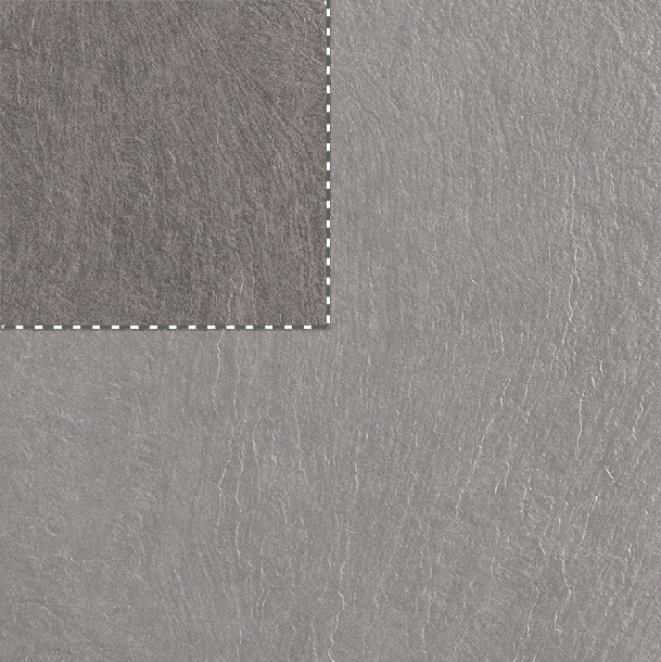 Slide Grey Stone Effect Rectified Porcelain Tile Sample Swatch