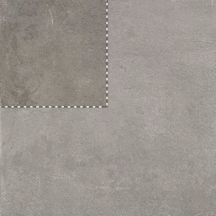 Essential Mud Porcelain Stone Effect Tile