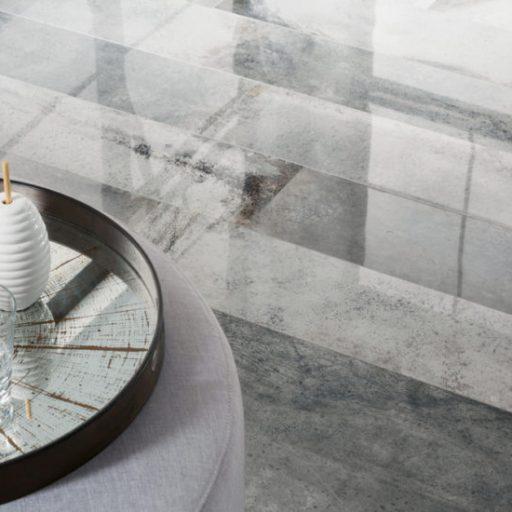 Lascaux Naxa Rectified Polished Porcelain Tile