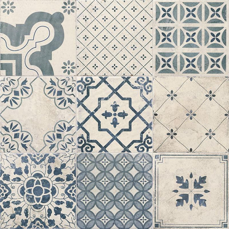 Artisan Antiqua Decor Matt Ceramic Wall Tile