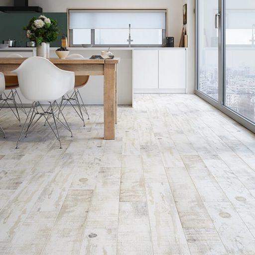 Ember Scandi Wood Effect Porcelain Tile Roomset