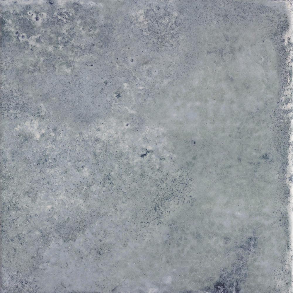 Artisan Antiqua Azul Plain Matt Ceramic Wall Tile