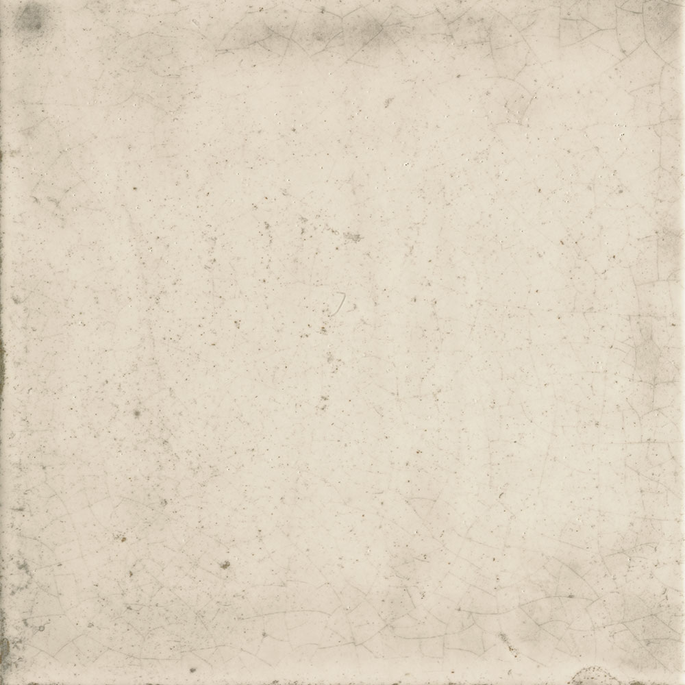 Artisan Antiqua Blanco Plain Matt Ceramic Wall Tile