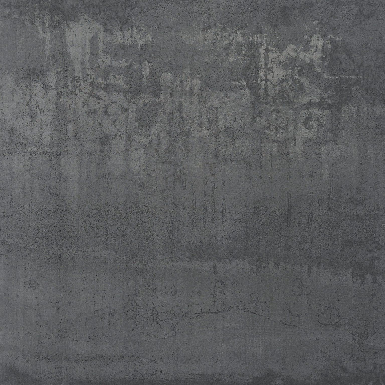 Metal Art Black Individual Tile