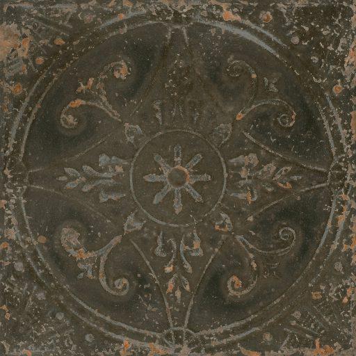 Pi Nero Tile Individual Vintage Tile