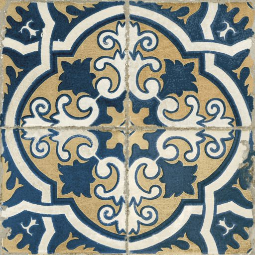 Sigma II Tile Individual Vintage Tile