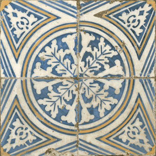 Sigma III Tile Individual Vintage Tile