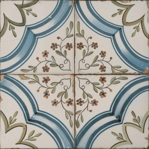 Sigma IV Tile Individual Vintage Tile